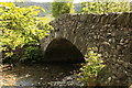 NY2805 : Bridge over Great Langdale Beck by Rob Noble