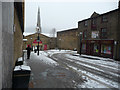 SE0925 : Westgate in the snow by Phil Champion