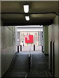 TQ3303 : Underpass, Brighton Marina by Simon Carey