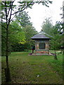 SP6837 : Stowe Park, Chinese House by Graham Horn