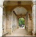 SP6837 : Stowe Park, Palladian Bridge by Graham Horn