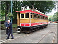 SC4384 : No. 2 Tramcar at Laxey by Richard Hoare