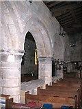 NZ5806 : St Andrew's Church - interior by Gordon Hatton