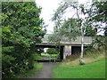 NZ3352 : Bridge at New Herrington, near Sunderland by Malc McDonald