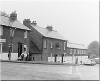SO9466 : The Boat & Railway Pub, Shaw Lane, 1983 by Rob Newman