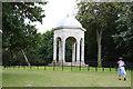 TG1341 : Sheringham Park - Gazebo by John Salmon