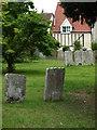 TL1551 : Blunham Graveyard by Dennis simpson