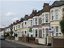 TQ2284 : Windsor Road, NW2 by Mike Quinn