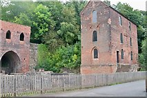 SJ6903 : Pump House - Blists Hill by Colin Babb