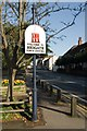 TQ2450 : Welcome to Reigate Town Centre by Ian Capper