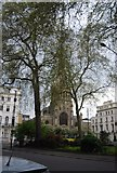 TQ2680 : Church of St James, Sussex Gardens by N Chadwick