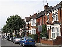 TQ2284 : Huddlestone Road, NW2 (2) by Mike Quinn