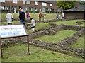 ST5377 : Kings Weston Roman Villa by Neil Owen