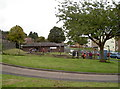 ST5377 : Kingsweston Roman Villa by Neil Owen