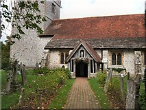 TQ4412 : Church of St Mary the Virgin by Paul Gillett