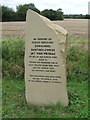 TL8555 : Memorial To Johannes Bartholomeus Jat Van Mesdag by Keith Evans