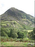 NY1618 : Rannerdale Knotts from the north by David Purchase