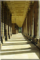 TQ3877 : Colonnade, Old Royal Naval College, Greenwich by Julian Osley