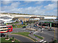 TQ3303 : Roundabout at Brighton Marina by Oast House Archive