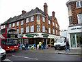 TQ3296 : Starbucks, Church Street, Enfield by Christine Matthews