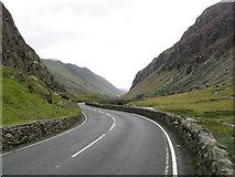 SH6356 : Llanberis Pass by Gareth James