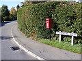 TM2648 : Warren Hill Road & Ipswich Road Postbox by Geographer