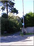 TM2649 : Lower Haugh Lane, Woodbridge by Geographer
