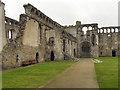SM7525 : The Bishop's Palace by David Dixon