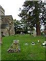 SP8729 : Stoke Hammond, St Luke: churchyard (4) by Basher Eyre