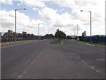 TQ3979 : Millennium Way, North Greenwich (2) by David Anstiss
