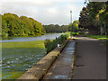 SM9801 : Millpond Walk, Pembroke by David Dixon
