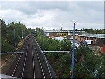 SO9596 : Tram Line View by Gordon Griffiths