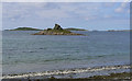 SV9011 : Taylor's Island from Porthloo, St Mary's Scilly by John Rostron