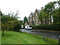 SP9019 : Looking from Mentmore Churchyard across to the Vicarage by Basher Eyre