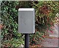 J4982 : Drop box, Bangor by Albert Bridge