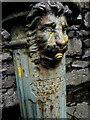 C2132 : Pump detail, Kerrykeel by Kenneth  Allen