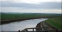 TQ0004 : River Arun near Ford Station by N Chadwick