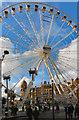 SJ8398 : Manchester Wheel by David Dixon