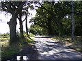 TM4478 : Manor Farm Road, Henham by Adrian Cable