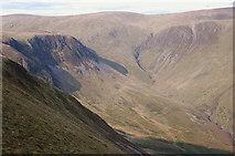 NT1514 : The head of Carrifran glen by Jim Barton