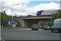 TQ5888 : M25 bridge at A127 interchange by Robin Webster