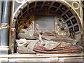 SK8039 : Tomb of 5th Earl of Rutland, St Mary's Bottesford by J.Hannan-Briggs