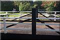 ST9461 : Rusty Lane Swing Bridge, Kennet & Avon Canal by Stephen McKay