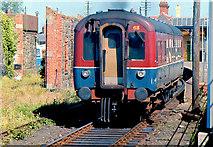 J1586 : MPD railcar, Antrim by Albert Bridge