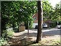 TQ4170 : Footpath beside Sundridge Park Golf Course by David Anstiss