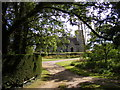 TM4251 : All Saints Church, Sudbourne by Adrian Cable