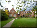 TL4656 : The Great Hall at Homerton College, Cambridge by Marathon