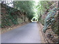 TQ4120 : Link road from Chailey Lane to Church Road by Dave Spicer