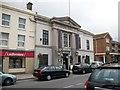 TQ2105 : Old Town Hall High Street, Shoreham-by-Sea by PAUL FARMER