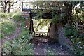 NT1535 : Bridge under the old Peebles railway, Altarstone by Jim Barton